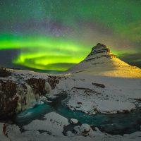 20#Kirkufellsfoss,kirkufell and Milkyway#Alex Anderson ARPS