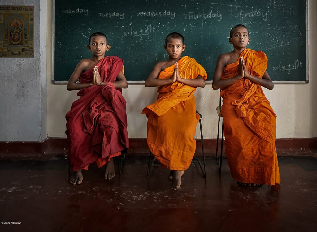 Young Buddhist Scholars